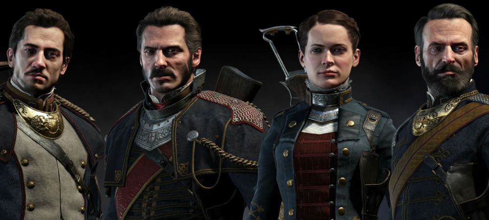 The Order: 1886 review photo