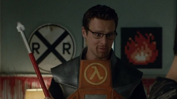The Is Gordon Freeman A Character Debate Continues With HBOs Looking