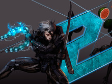 Metal Gear Rising photo