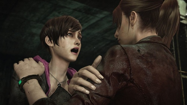 Mod adds local co-op to Resident Evil: Revelations 2 for PC screenshot