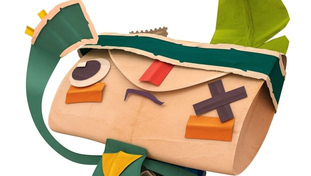 Tearaway Unfolded looks to be a summer release screenshot