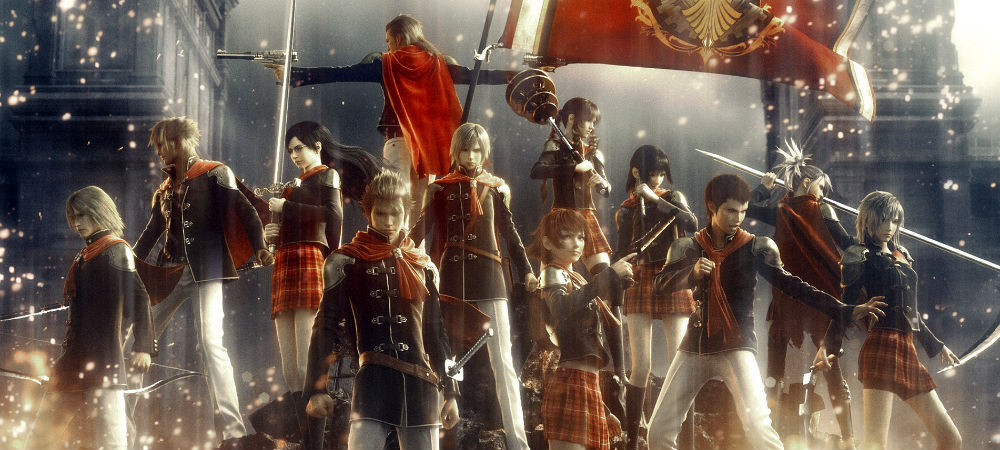 Final Fantasy Type-0 HD photo