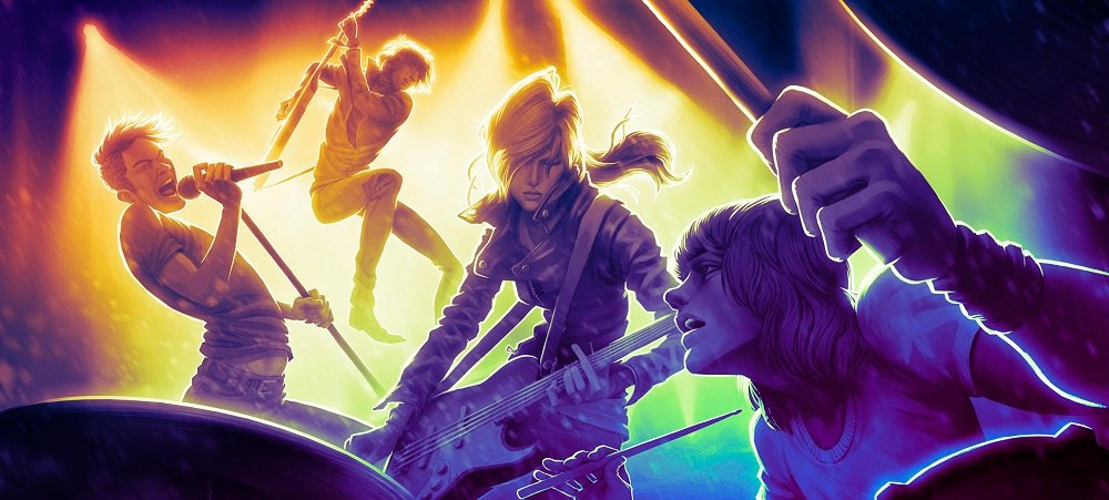 Rock Band 4 photo