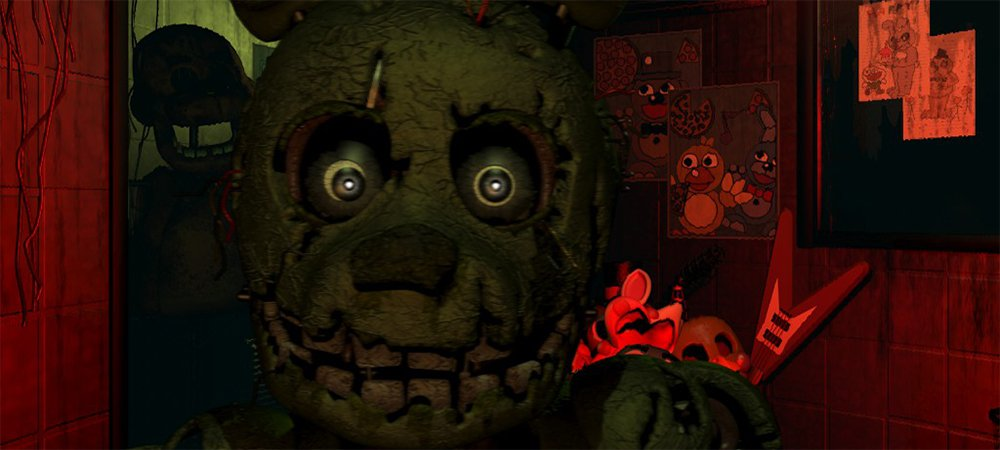 Five Nights 3 review photo