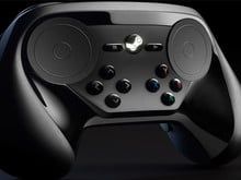 Steam Controller photo