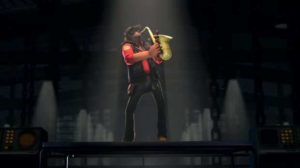 Dance the night away with custom taunts in TF2