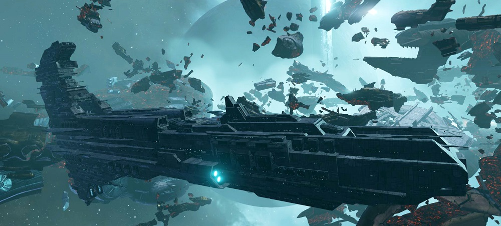 EVE: Valkyrie preview photo