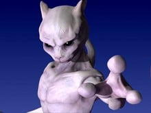 Mewtwo DLC for SSB4 photo