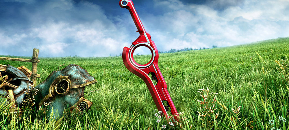 Xenoblade Chronicles 3D photo