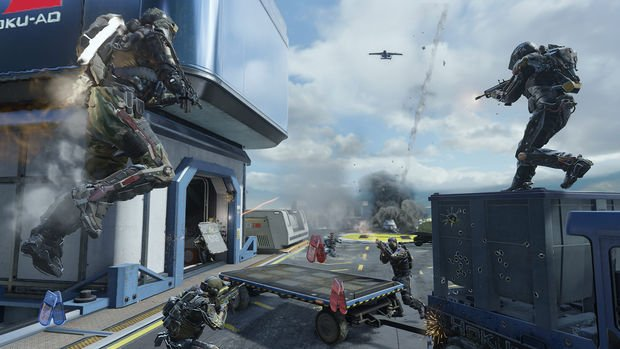 Call Of Duty Advanced Warfare Map Pack on