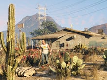 GTA V PC trailer photo