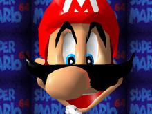Super Mario 64 photo