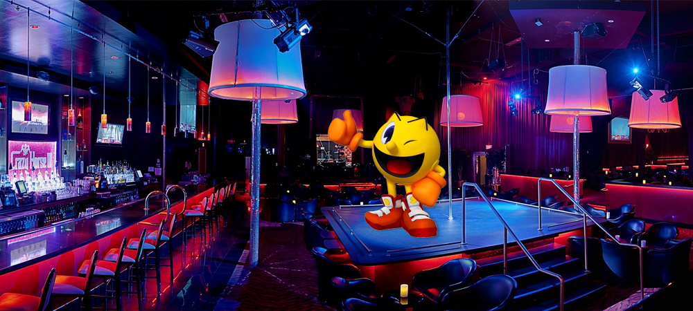 Pac-Man's midlife crisis photo