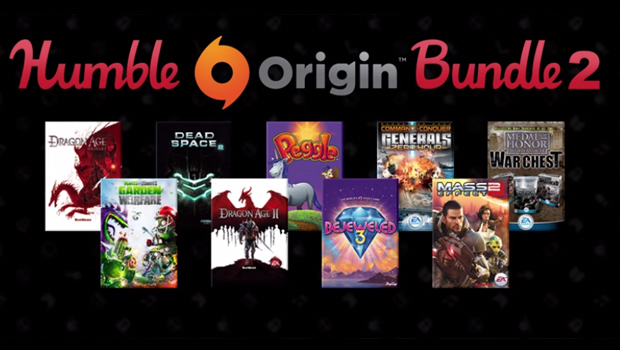 EA Korea's only gone and leaked the rest of the Humble Bundle