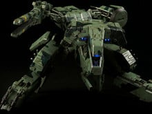 Metal Gear Rex photo