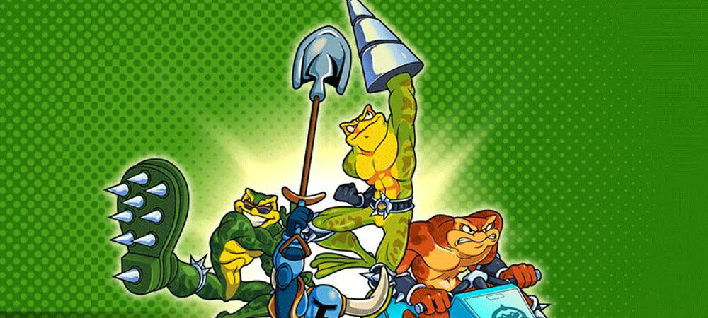 Battletoads Shovel Knight photo