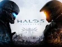 Halo 5 box art photo