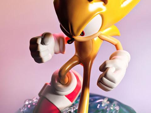 Modern Super Sonic photo