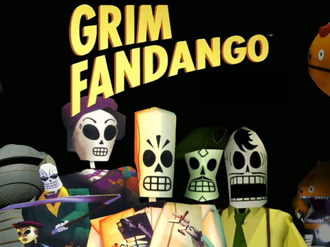 Grim Fandango photo