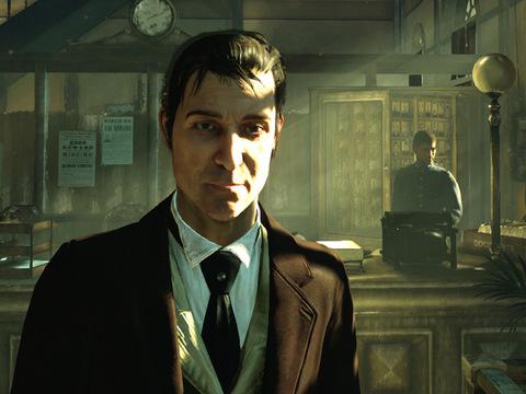 Sherlock Holmes photo