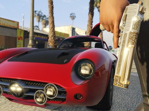 GTA mods photo