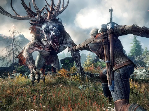 The Witcher 3 Conan photo