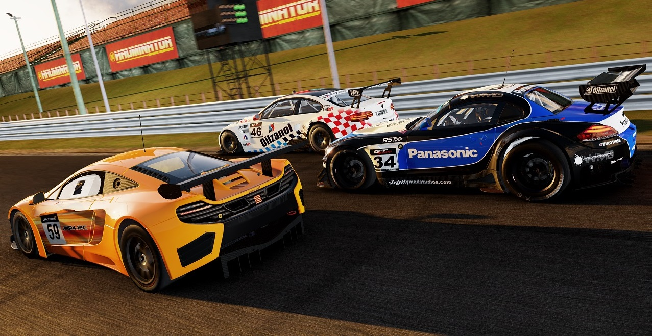 Project CARS review photo