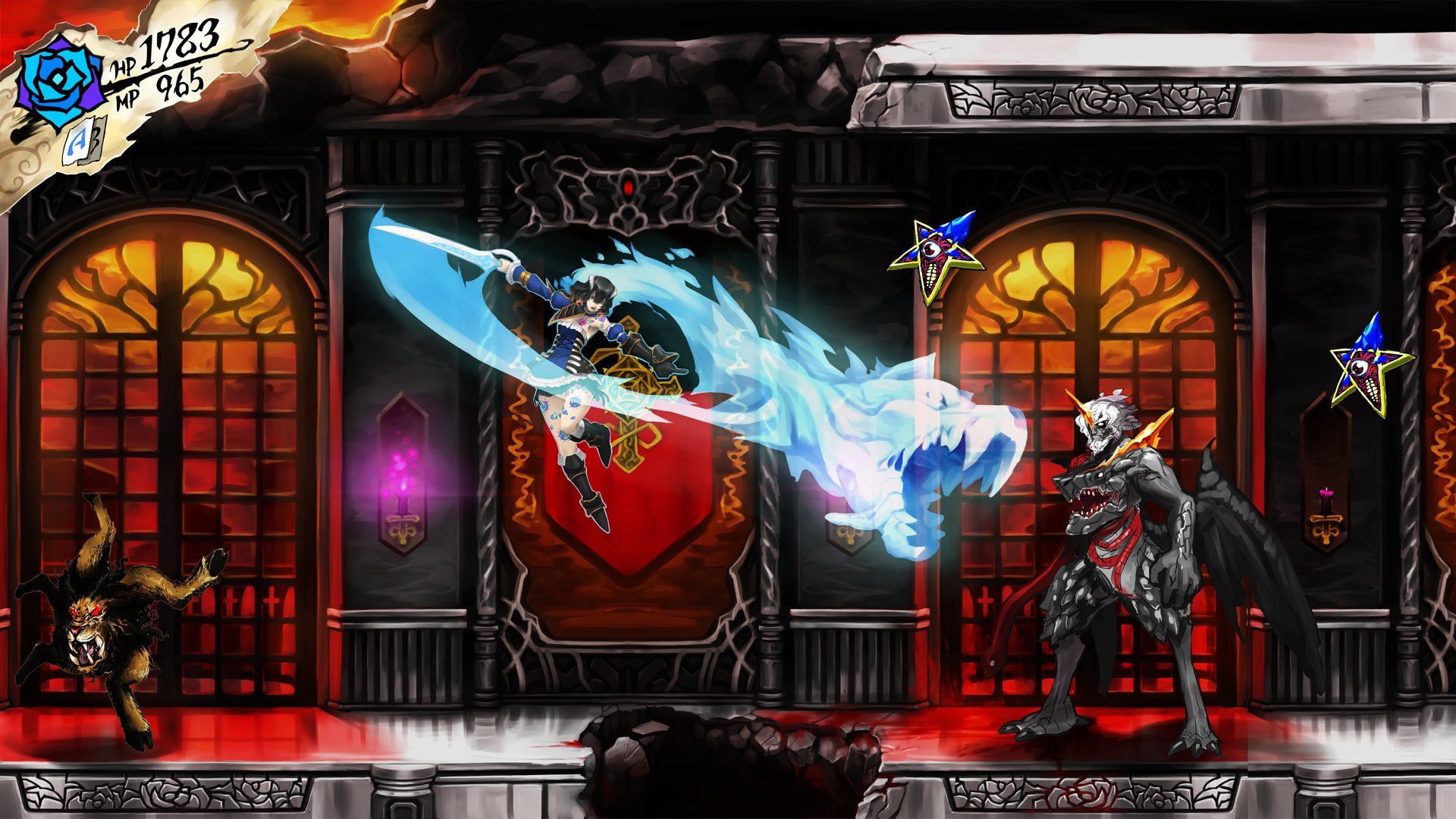 Castlevania's IGA back with 'dream game' Bloodstained
