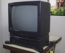 Nintendo TV photo