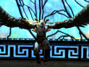 God of War III PS4 photo