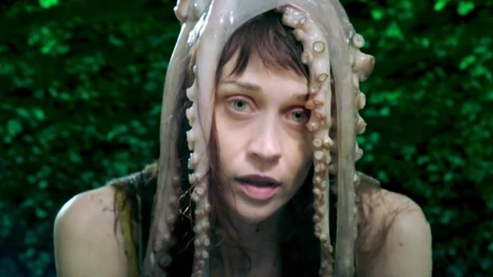 Squid Now Art Film photo