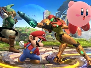 Smash Bros. photo