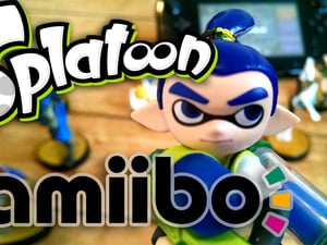 Splatoon features Nintendo's best use of amiibo yet photo