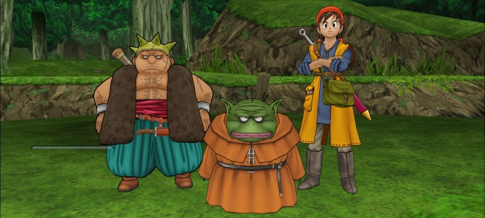 Experience Points  14: Dragon Quest VIII: Journey of the