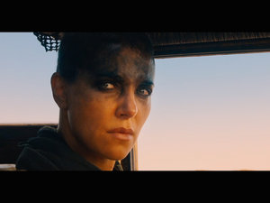 Mad Max trailer is seriously missing some Furiosa photo