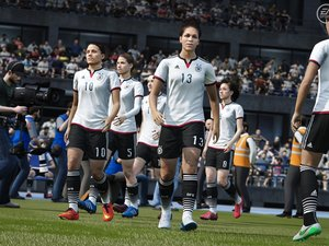 FIFA 16 includes women's national teams (finally) photo