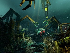 SOMA looks like a worthy successor to Amnesia photo