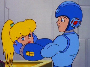 Mega Man TV photo