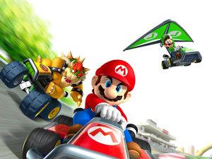 Hacked Mario Kart 7 puts 200cc to shame photo