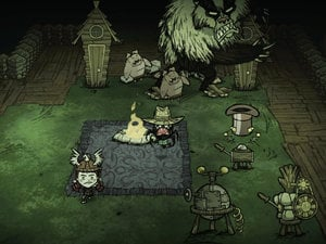 Don't Starve multiplayer photo