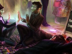We Happy Few Kickstarter photo