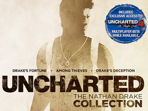 Uncharted remasters photo