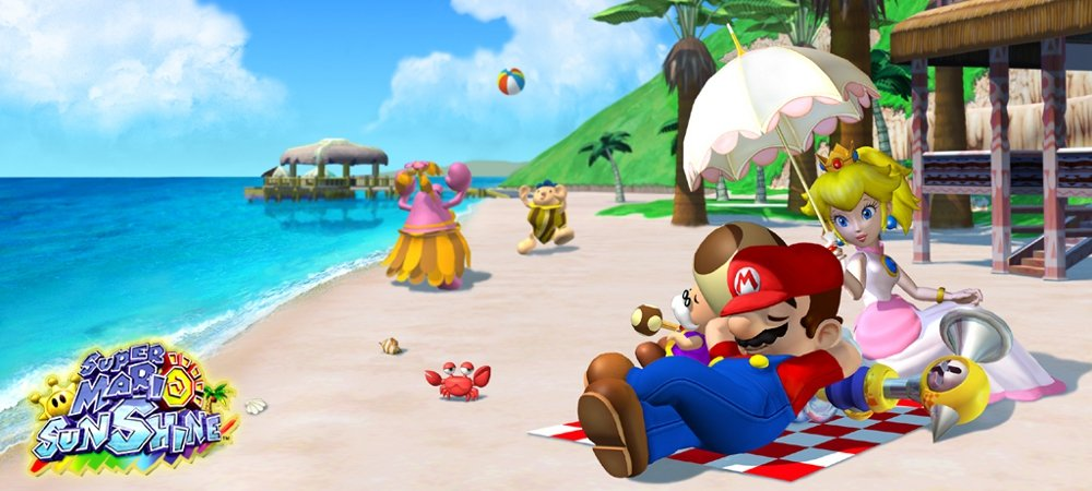 Super Mario Sunshine photo