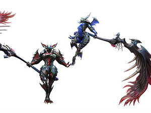 Monster Hunter 4 photo