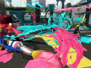 Splatoon update photo