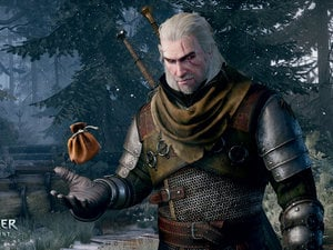 Witcher 3 patch photo