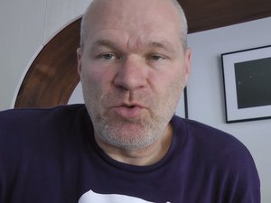 Uwe Boll meltdown photo
