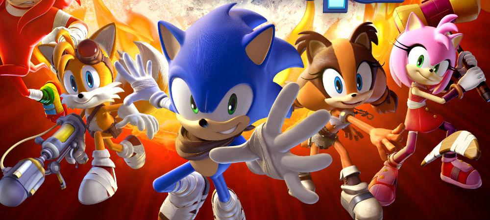 Sonic Boom photo