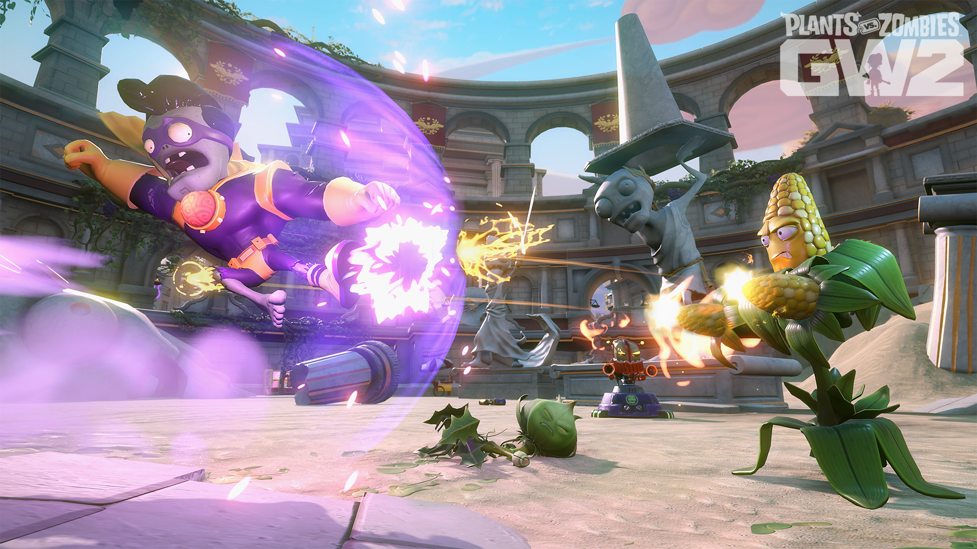Garden Warfare 2 photo