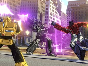 Transformers: Devasation photo